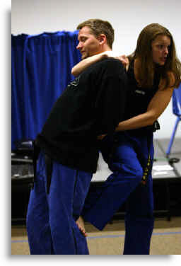 Self-Defense DVD